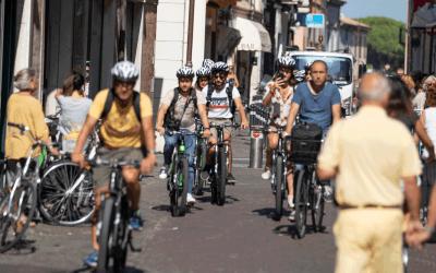 Una giornata di sole: pedalata nella Valle del Marecchia