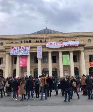 Théâtre National de l'Odéon