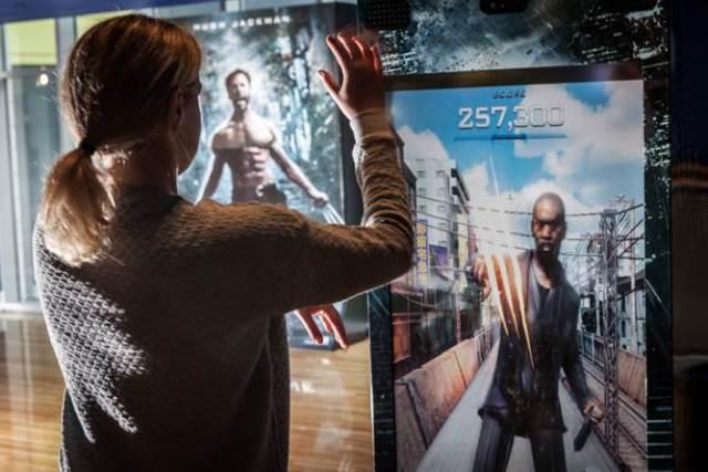 L'EXPÉRIENCE 'BE THE WOLVERINE'   20th Century Fox International lance l'innovante expérience Kinect pour la sortie au cinéma de Wolverine