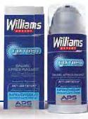 Williams - Baume Après-Rsage - Oxygen