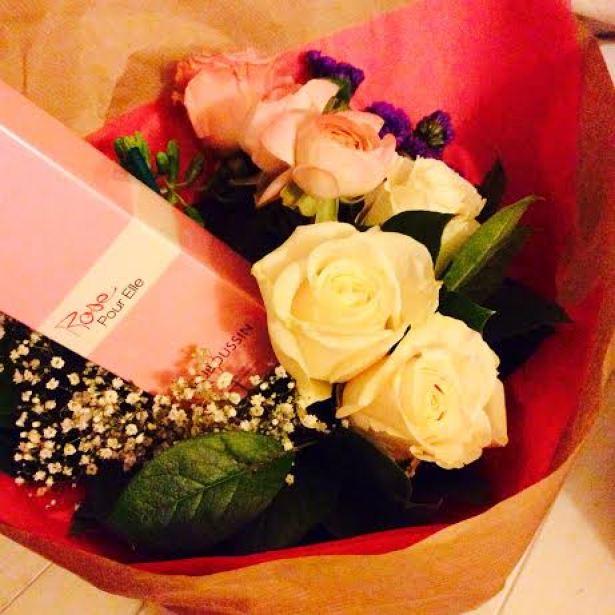 Saint-Valentin - Bouquet Créateur - Monceau Fleurs