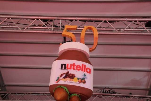 50 ans Nutella