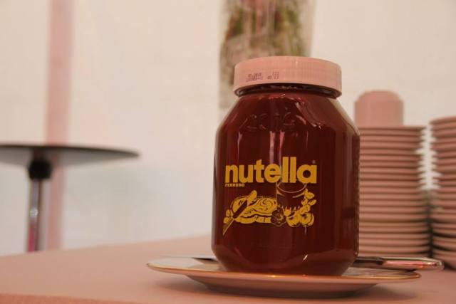 Degustation nutella