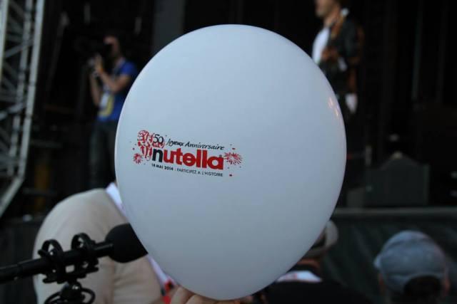 Joyeux Anniversaire Nutella