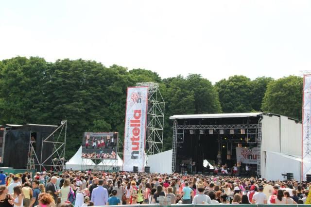50 ans Nutella - Concert