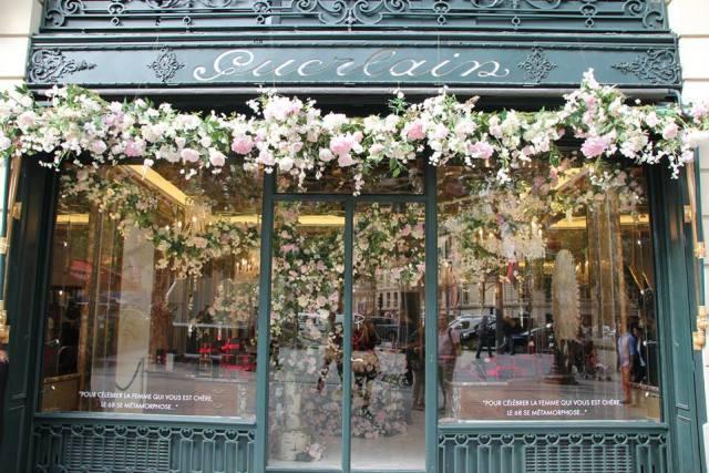 Guerlain - 8 rue des Champs-Elysées - Paris, soirée lancelement L'Homme Idéal