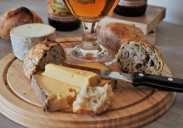 Accord bière et fromages Grimbergen Triple d'Abbaye
