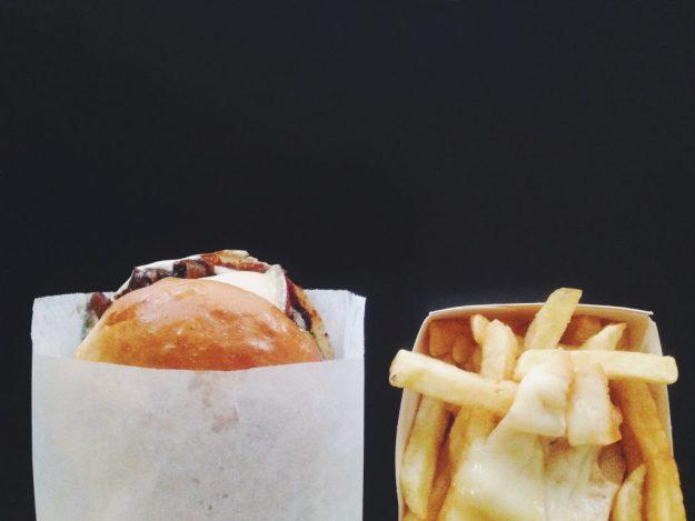 B&M Burger et frites