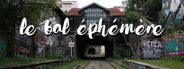 Bal éphémère Paris Juillet 2016 - La Flèche d'Or