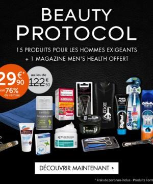 Concours Noël Betrousse Beauty Protocol