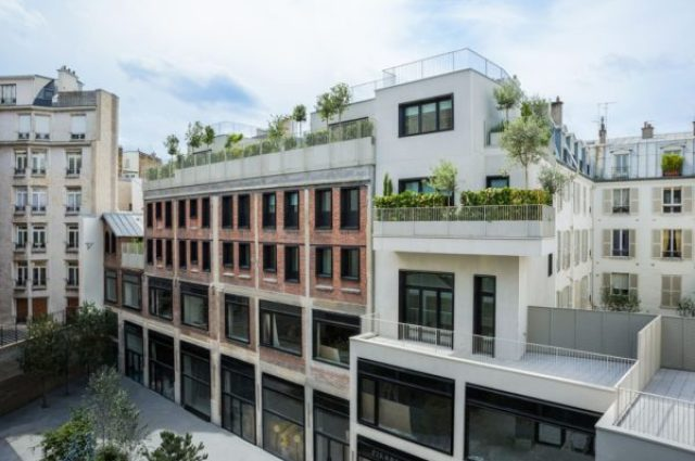 Beaupassage centre commercial Paris Inauguration 25 août 2018
