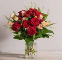 Bouquet de fleurs Salsa Interflora Fête des Pères