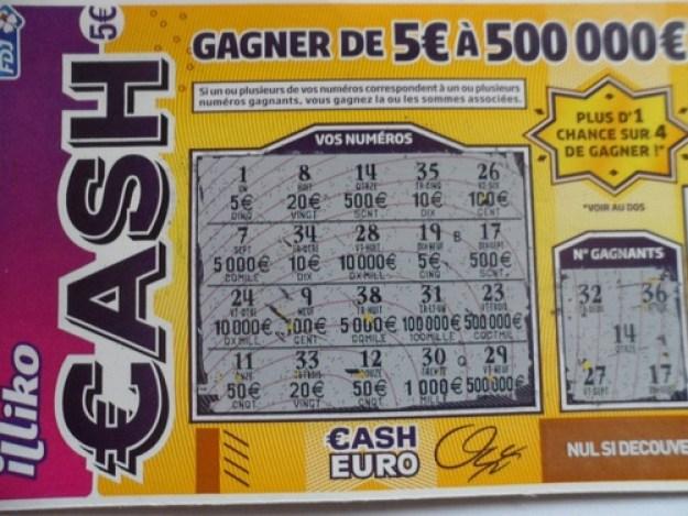 Cash gagnant