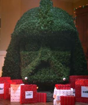 Celio Star Wars Noël