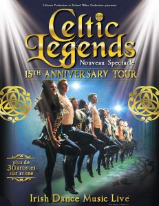 Celtic Legends tournée France 2017