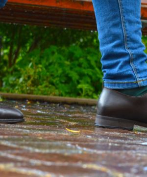 Chaussures de ville homme Bexley - Photo Sad Kha