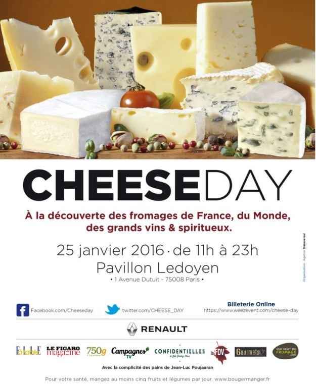 Cheese Day Paris 2016