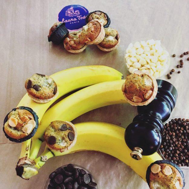 Cookies et Muffin Poivré Laura Todd