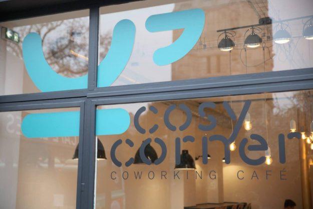 Cosy Corner coworking Paris