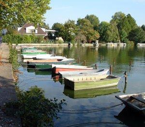 Lac Enghien les Bains