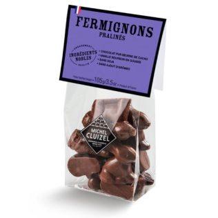 Fermignons chocolats de Pâques animaux de la ferme