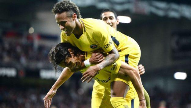 Football Neymar transfert PSG