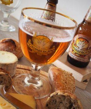 Grimbergen blonde Triple d'Abbaye bière test et avis