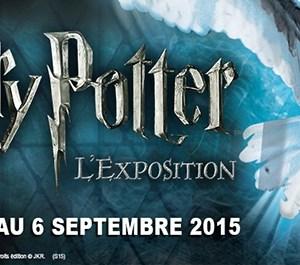 La Cité du Cinéma accueille Harry Potter L'Exposition, dès le 4 avril 2015