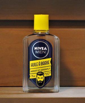 Huile à barbe NIVEA MEN