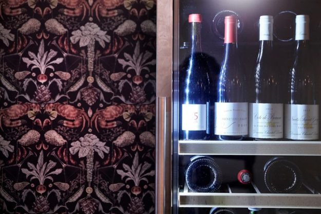 ISTR restaurant Paris Cave à vins
