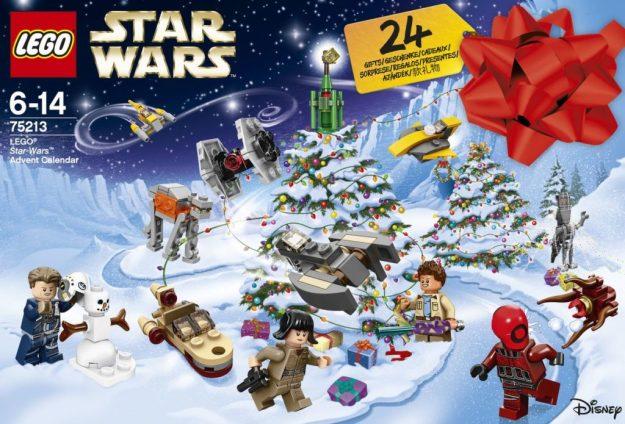 LEGO Star Wars Calendrier de l'Avent La Grande Récrée