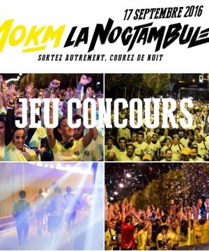 La Noctambule 10 km Paris Jeu Concours