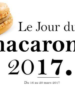 Le Jour du Macaron 2017