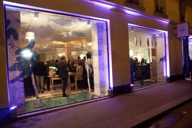 MAISON Laks Paris Restaurant Norvégien
