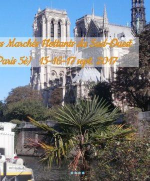 Les Marchés Flottants du Sud-Ouest à Paris