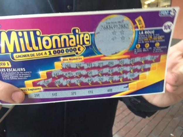 Millionnaire 3 étoiles