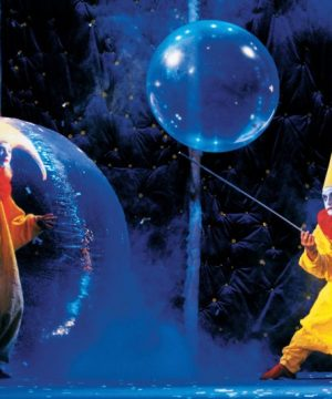 Slava's Snowshow Moon Clown in Ball (Pascal Ito2)
