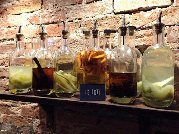 Où sortir à Paris quartier OBERKAMPF Le Loti bar cocktail tapas