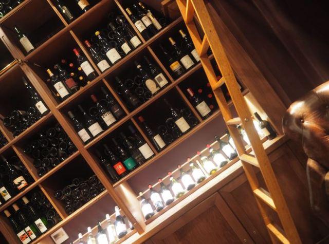 Ô Château Paris Les Hallas Bar à vins