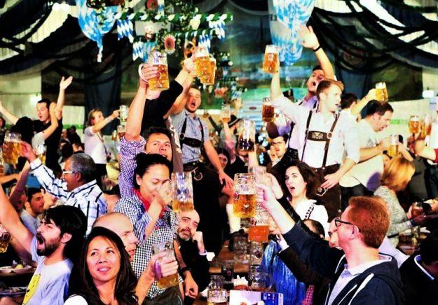 OKTOBERFEST Fête de la bière Paris