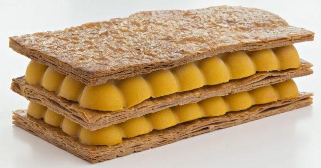 Pâtisserie des Rêves Millefeuille glacé mangue