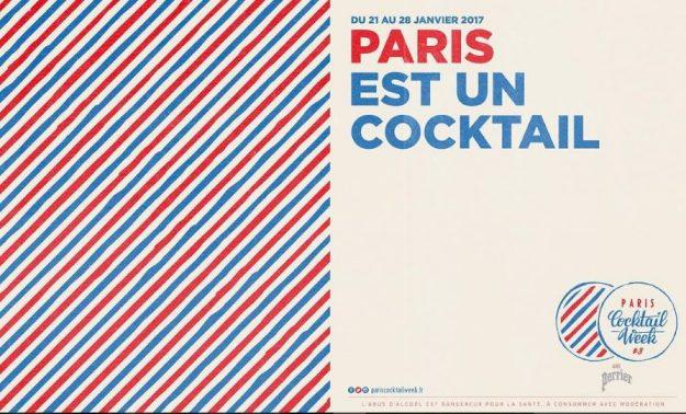 Paris Cocktail Week 2017