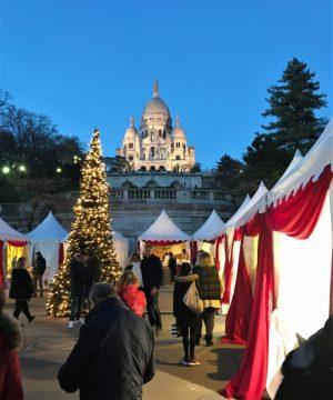 Le Village de Noël de Montmartre
