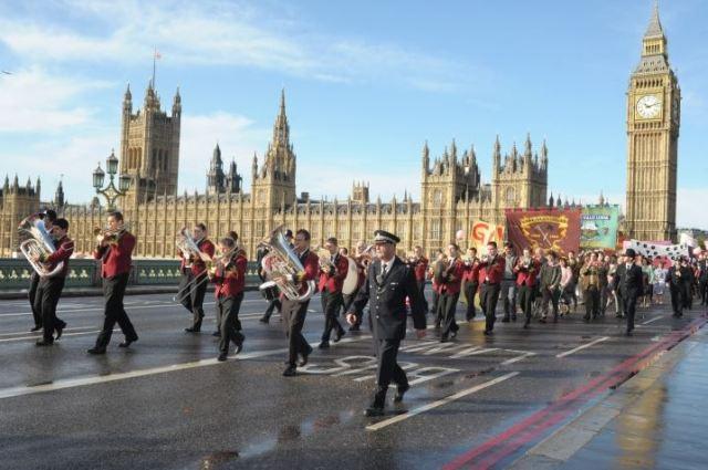 Pride Londres - Manifestation