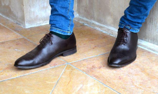 Richelieus Bexley Chaussures cuir de ville pour homme