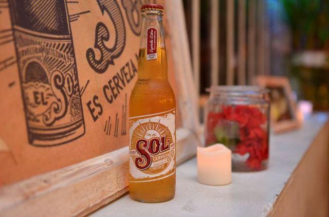 Mexique Biere SOL
