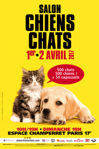Salon Chiens Chats Paris 2017