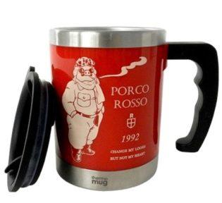 Thermo Mug Porco Rosso