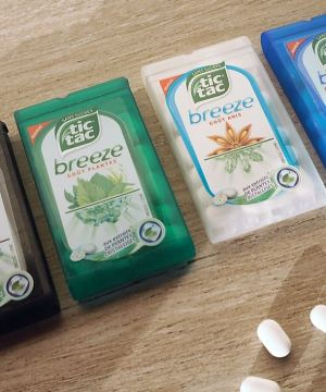 Tic Tac Breeze test et avis