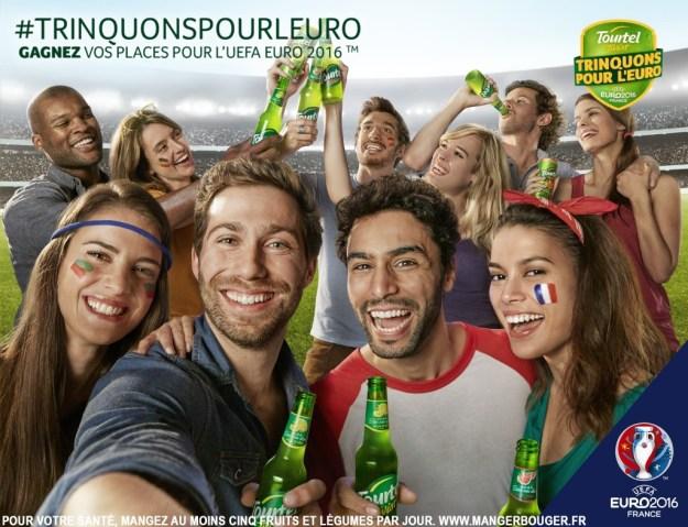 Trinquons pour L'Euro2016 Places à gagner